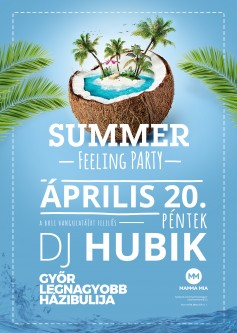 Summer Feeling Party