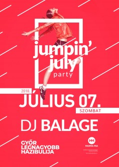 jumpin' july
