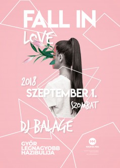 fall in love party