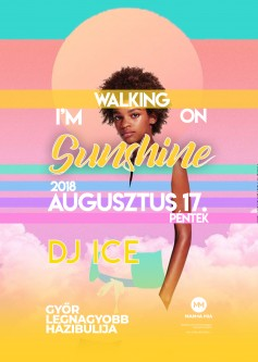 walking on sunshine party